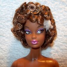 NUDE-Barbie-N2442-Head Mold:Steffie-Body Type:Model Muse-Hair Color:Brown
