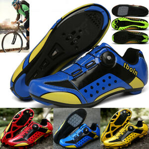 Professional Road Cycling Shoes Men Bicycle Sneakers Triathlon Racing Trainers