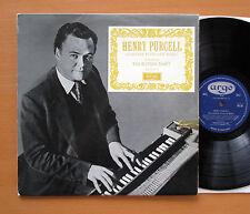 Henry Purcell Complete Keyboard Works Volume 1 Thuston Dart Argo ED1 RG 82