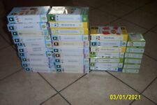 LOT OF 33 CRICUT CARTRIDGES COMPLETE