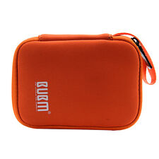 BUBM Waterproof Digital Storage Travel Bag Data Cable Charger Power Bank Pack