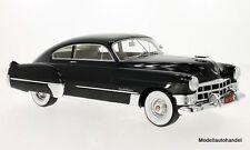 Cadillac series 62 club sedanette 1949 Noir 1:18 Bos >> Nouveauté <<