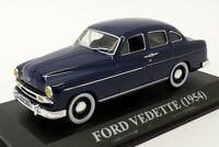Ixo Models 1/43 Scale Model Car IX01B - 1954 Ford Vedette - Blue