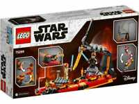 LEGO 75269 Disney Star Wars Duel On Mustafar Revenge Of The Sith Building Set