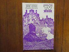 3/1971 Lancaster Pa TV Mag(JANE EYRE/SUSANNAH YORK/GERALD O'LOUGHLIN/SHARON ROSE