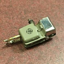 GE VRII Std-Mount Mono Cartridge - Needs A Stylus (Continuity Tested Good)