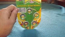 Mighty Morphin Power Rangers Collectable Action Marbles No 3185 Saban 1994