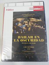 BAILAR EN LA OSCURIDAD DANCER IN THE DARK DVD SLIM LARS VON TRIER BJORK NUEVO