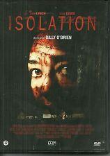 DVD - ISOLATION avec JOHN LYNCH ( HORREUR )
