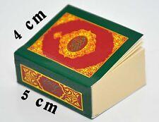 20 pcs Leather Holy Quran  Koran. full book. pocket size. in arabic.islamic