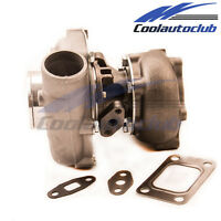 T3 T4 T04E .63 A/R Universal Turbo Turbocharger for 1.6L to 2.3L 400HP 5 bolt