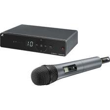 Sennheiser XSW 1-825-A UHF Vocal Set with e825 Dynamic Handheld Microphone Mic