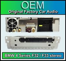 BMW 4 Series F32 F33 CD player, Bluetooth stereo, Professional Radio, Entry CB