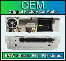 BMW SERIE 4 F32 F33 Lettore CD, BLUETOOTH STEREO, Radio professionale, entrata CB