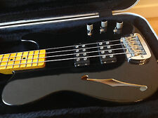 2002 g&l ASAT semi hollow tele BASS MADE IN USA + Hipshot & RACCOGLITORE ORIGINALE