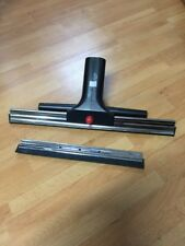 Polti Vaporetto 2400 Steamer - Window Squeegee tool + large & small window tool