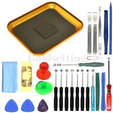 Cell Phone Repair tools kit screwdriver set Mobile Opening Pry tool & Screw Tray