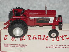 SPECCAST 1/64 IH 1066 NEVER SAY NEVER PULLING TRACTOR COLEMAN WHEATLEY NIB