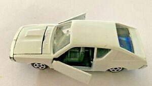 Norev Renault 17 TS coupé blanche 1971, série Jet-car, 1:43
