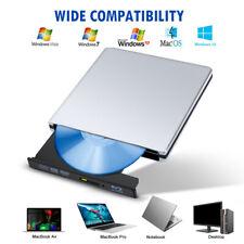 Portable USB 3.0 3D External Blu-Ray Player Writer BD/CD/DVD Burner Drive