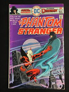 PHANTOM STRANGER 41 DEADMAN APP JIM APARO DC COMICS V 1 EVEL KNIEVEL AD GRAVE
