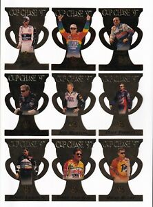 1997 Press Pass CUP CHASE DIE-CUT GOLD #CC18 Rusty Wallace BV$18! ONE CARD ONLY!