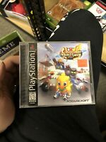 Chocobo Racing (Sony PlayStation 1, 1999) Complete No Game