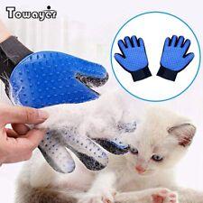 Cat Glove Cat Grooming Glove Pet Brush Glove for Cat Dog Hair Remove Brush Combs