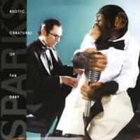 Sparks : Exotic Creatures of the Deep CD Deluxe  Album (2008) ***NEW***