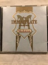 Madonna  - The Immaculate Collection (Greatest Hits) - CD Album