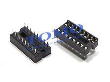 Zoccolo DIP16 16 pin integrato THT 5 pezzi