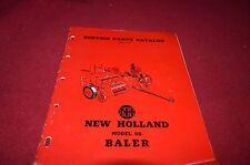 New Holland 66 Baler Dealer's Parts Book DCPA6