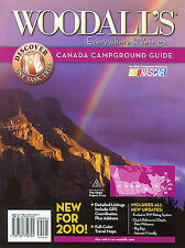 NEW Woodall's Canada Campground Guide, 2010 by Woodall's Publications Corp.