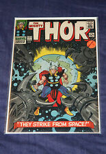 MIGHTY THOR #131 HERCULES STAN LEE JACK KIRBY 1966 F LARGE SCANS MARVEL COMIC
