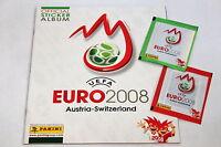 Panini EM EC Euro 2008 08 – 1 x Leeralbum empty album vuoto vacio SOUTH AMERICA