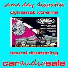 Dynamat Xtreme Kit Puerta dyn10435 Sonido Audio Auto amortiguamiento Puerta impermeabilización Pack