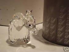 Swarovski Crystal Elephant - Large Retired '90 MIB