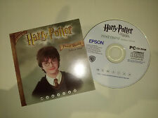 Harry Potter and the Chawber of Secret Print Studio EPSON PC CD-Rom software