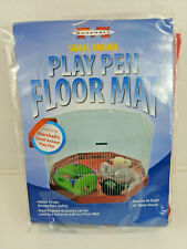 Marshall Pet Products Small Animal Expanded Play Pen Floor Mat