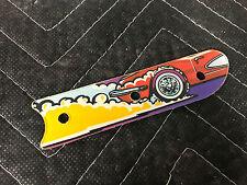 Bally Corvette Pinball Machine Right Inlane Playfield Plastic NOS FREE SHIP