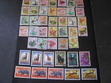 Belgian Congo Stamps, Ruanda-Urundi, Congo Stamps Lot 12