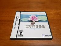 Zenses: Zen Garden (Nintendo DS, 2011) CIB Complete TESTED Authentic