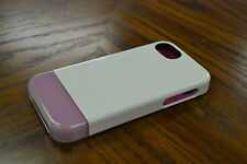 Incase For iPhone 5 5S SE White Frost Magenta CL69073 Very Good 5E