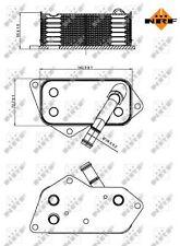 NRF Ölkühler für Motoröl 31277