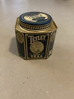 Tetley fine choice teas tin