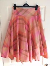 Monsoon Full Circle Skirt Size 8 Northern Soul Wedding Occasion
