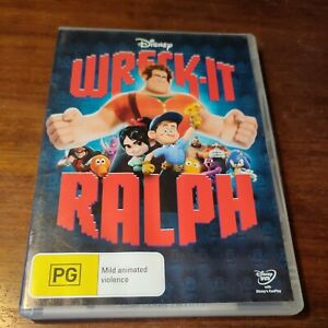 Wreck-It Ralph - Disney (DVD) Australia Region 4