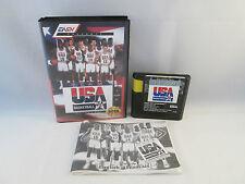 Sega Mega Drive / Genesis - Team USA Basketball