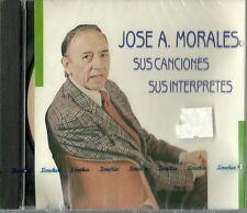 Jose A Morales Sus Canciones Sus Interpretes Latin Music CD New