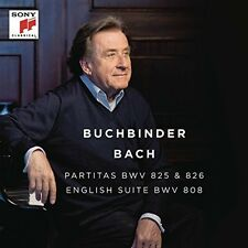 Rudolf Buchbinder - Bach: Partitas [New CD] UK - Import